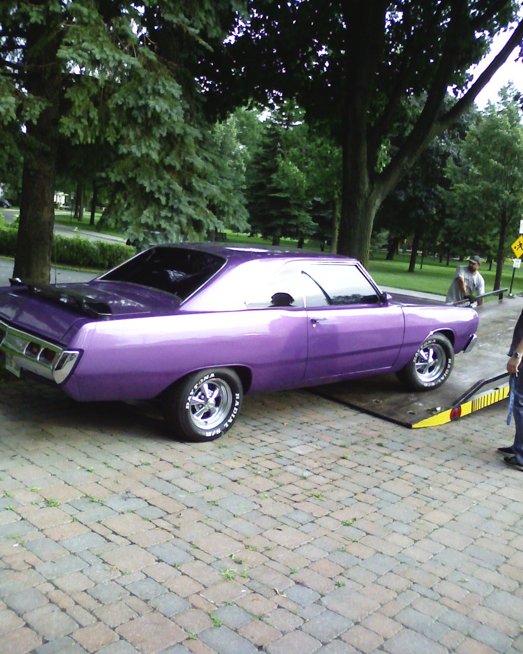 1973  Dodge Dart Swinger picture, mods, upgrades