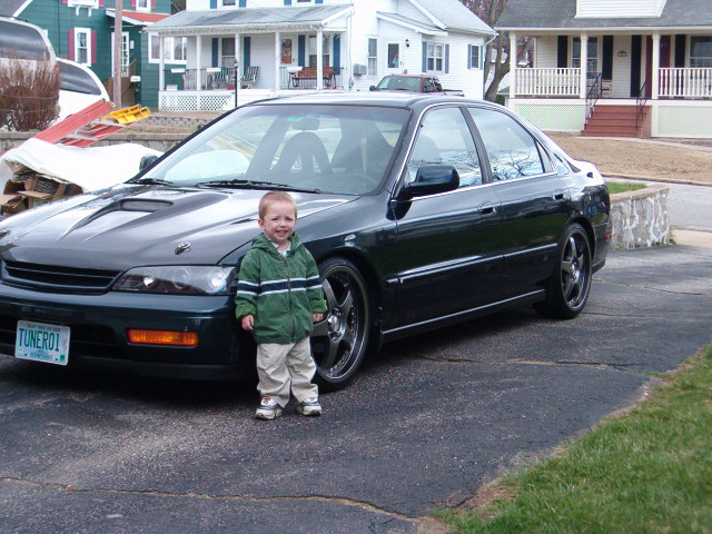 1994  Honda Accord Turbo picture, mods, upgrades