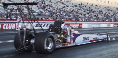 2002  Dragster Rear Engine TAD - Top Alcohol picture, mods, upgrades