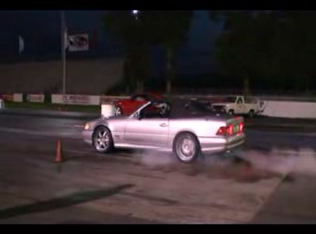 2002  Mercedes-Benz SL500 Silver Arrow  Supercharged picture, mods, upgrades