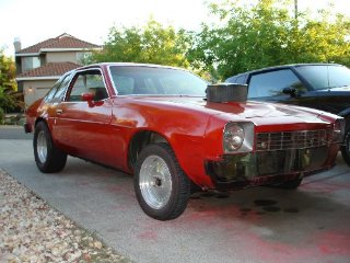 1975  Chevrolet Monza Town Coupe picture, mods, upgrades