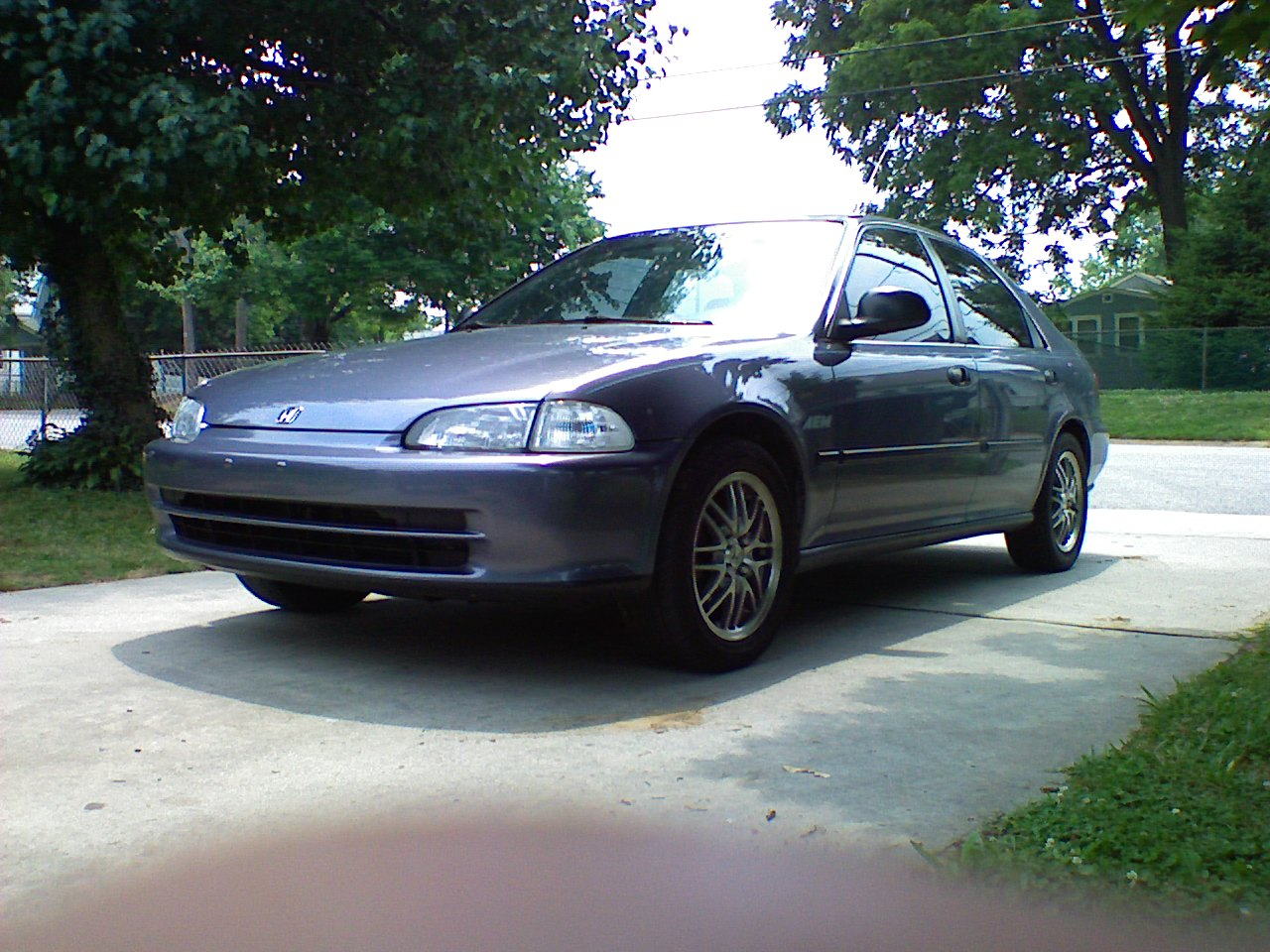 1995  Honda Civic LX picture, mods, upgrades