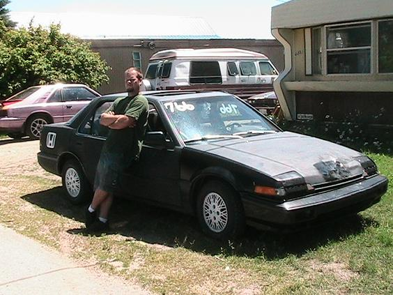 1986 Honda Accord LXi