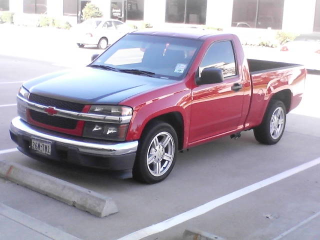 2004 Chevrolet Colorado reg cab LS