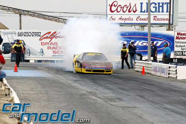 2001 Acura NSX Drag Car