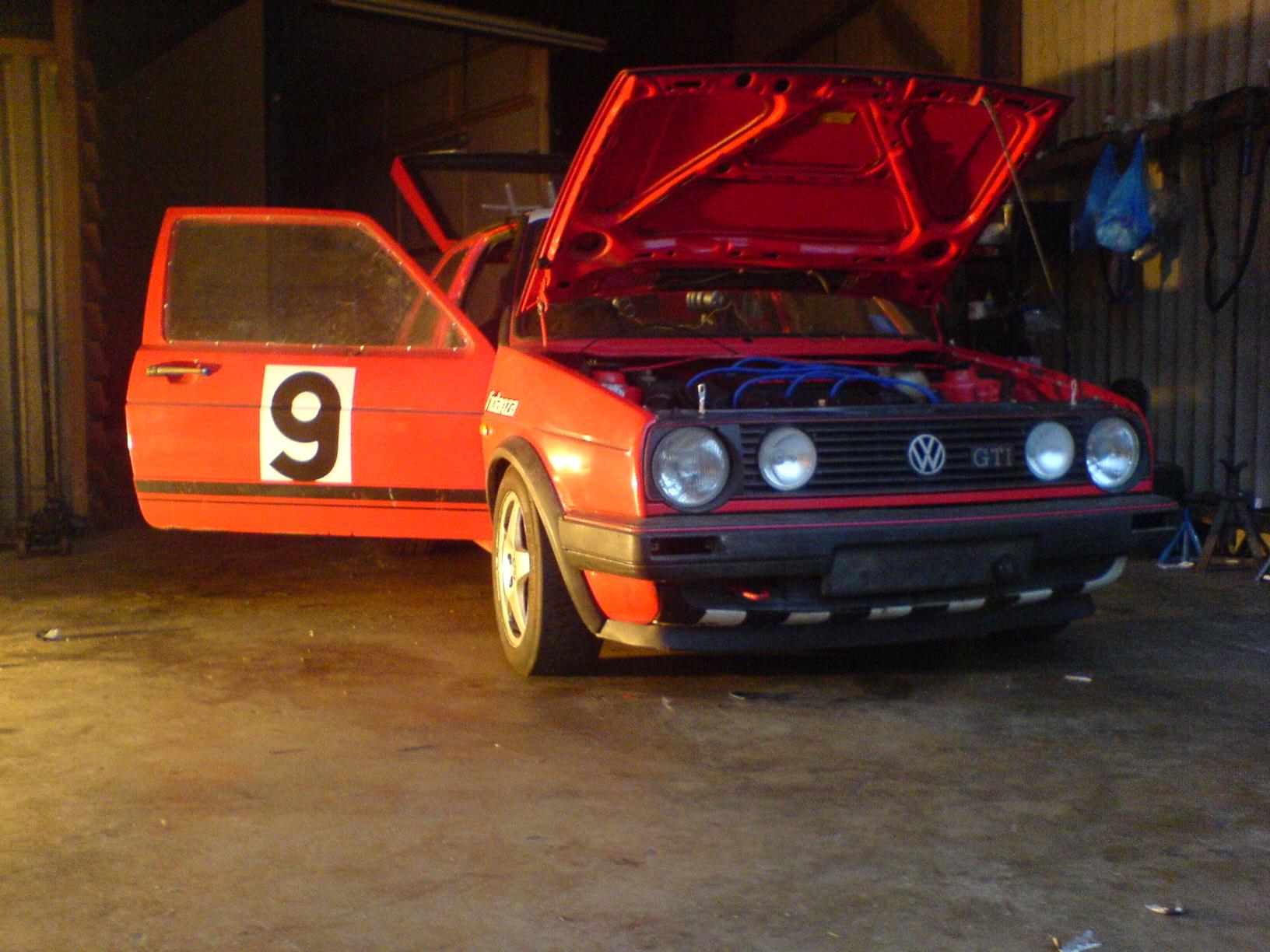 1989 Volkswagen Golf mk2 vr6