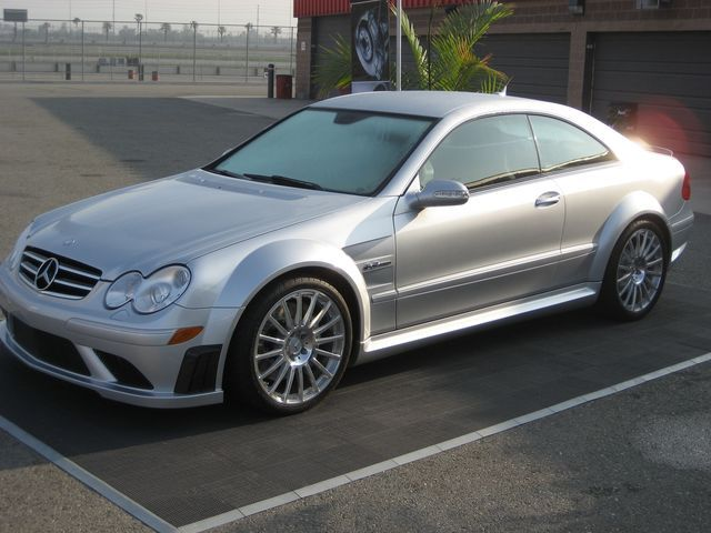 2008  Mercedes-Benz CLK63 AMG Black Series picture, mods, upgrades
