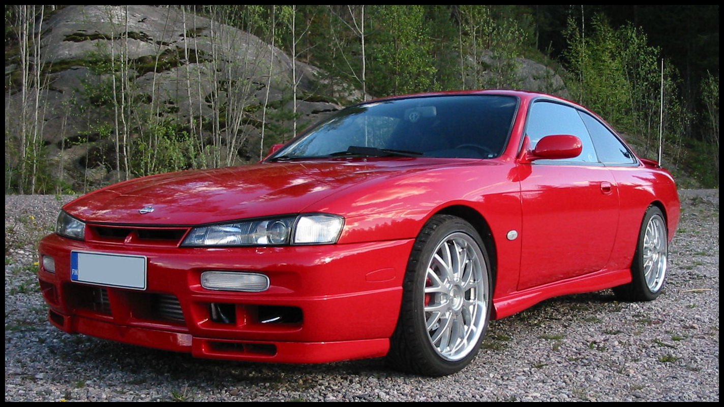 1997  Nissan 200SX S14 picture, mods, upgrades