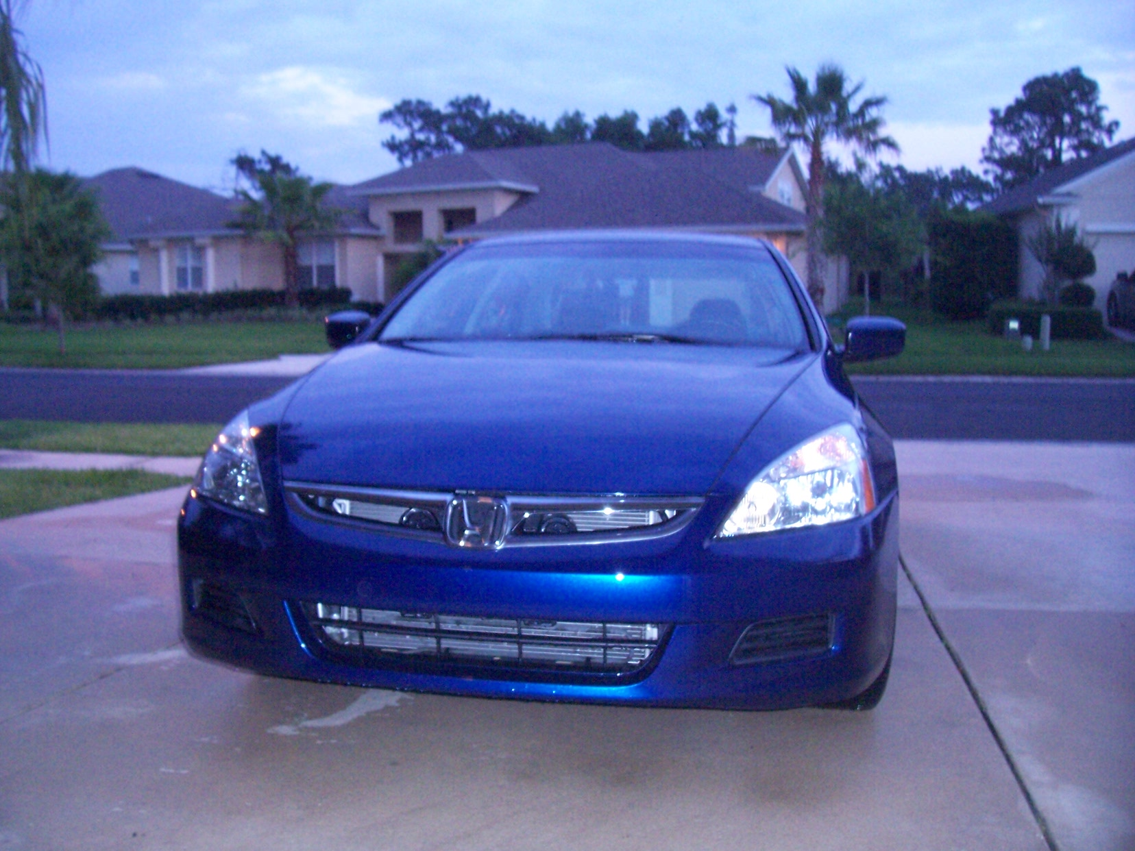 2006  Honda Accord EX V6 6 speed 4 door picture, mods, upgrades