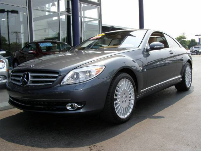 2007  Mercedes-Benz CL600  picture, mods, upgrades