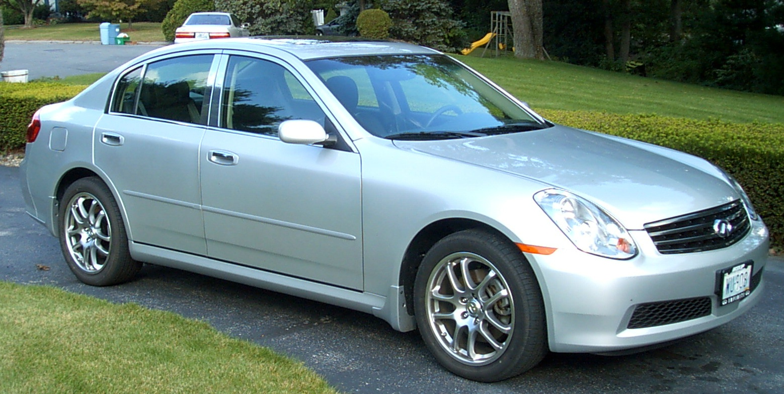 2006 infiniti g35 sedan 6mt 1 4 mile drag racing timeslip specs 0 60. Black Bedroom Furniture Sets. Home Design Ideas