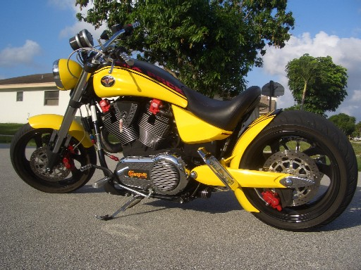 2005 Victory Hammer Conquest Customs