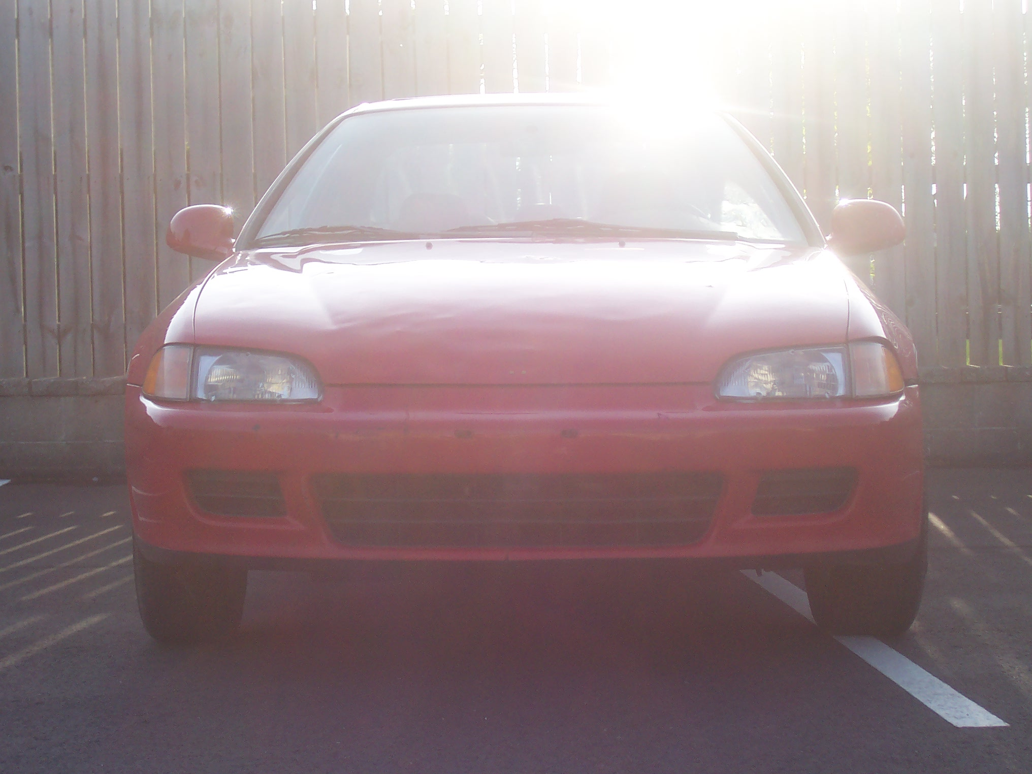 1995 Honda Civic LS Swap