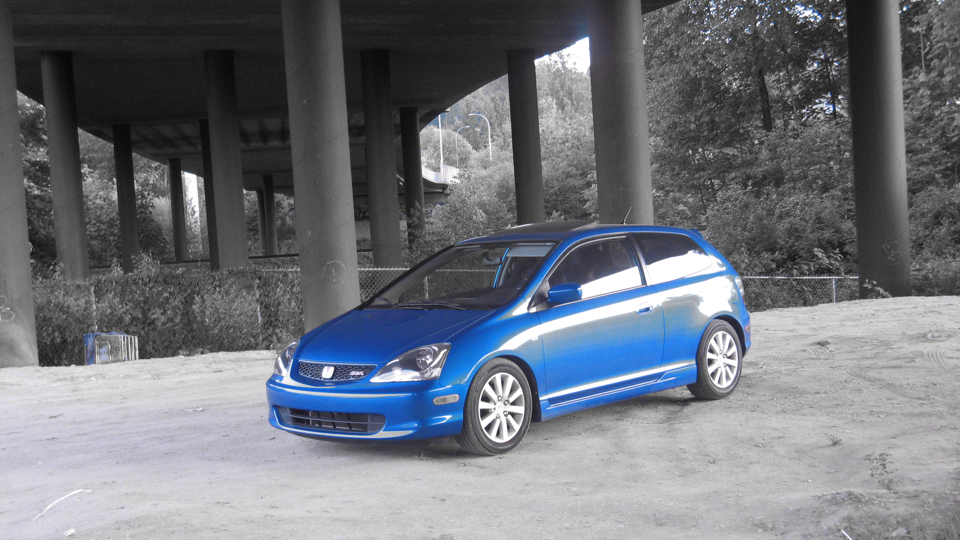 2004  Honda Civic SiR picture, mods, upgrades