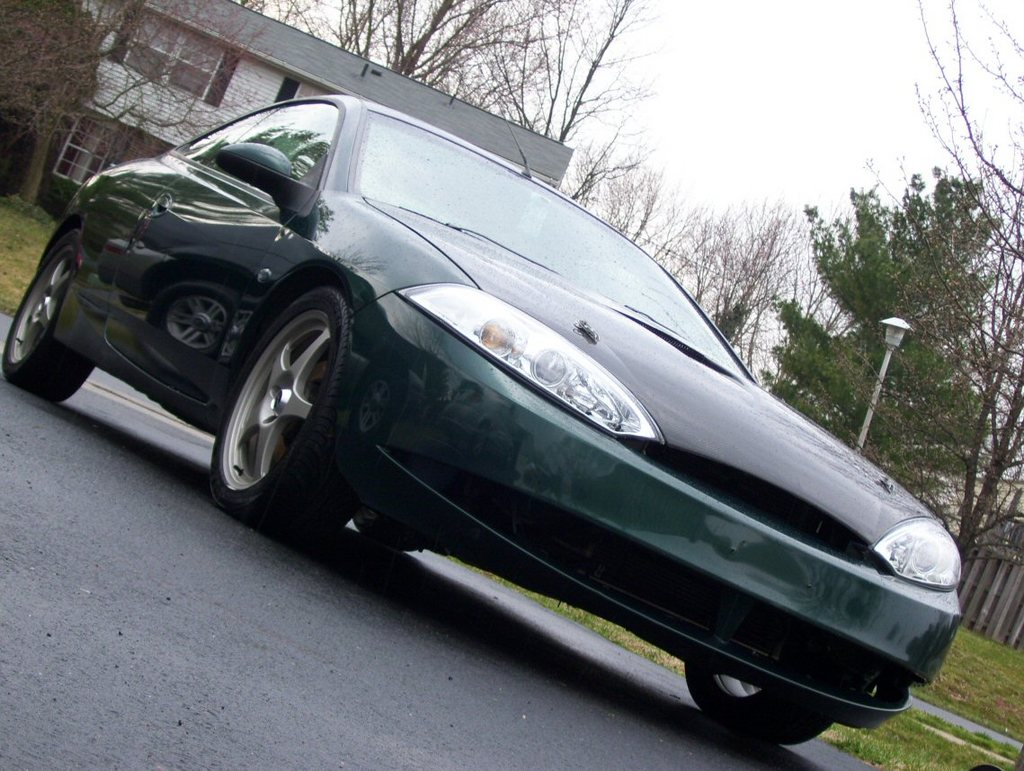 1999 Mercury Cougar 14 mile Drag Racing timeslip specs 060