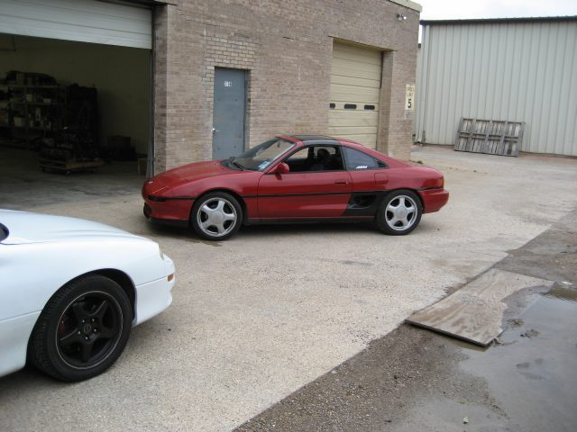 1992  Toyota MR2 SW20 T88 Turbo picture, mods, upgrades