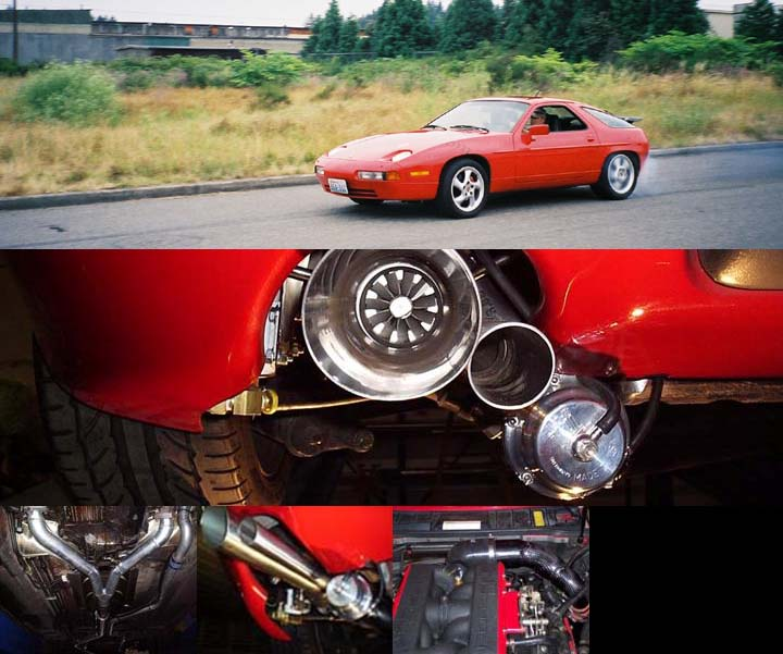 1989  Porsche 928 S4 picture, mods, upgrades