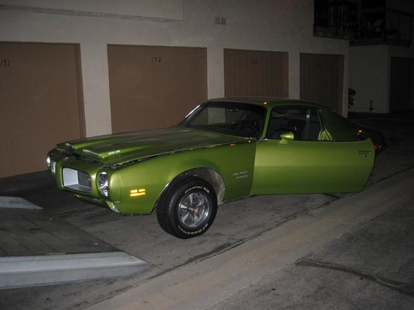 1970  Pontiac Firebird Formula 400 picture, mods, upgrades