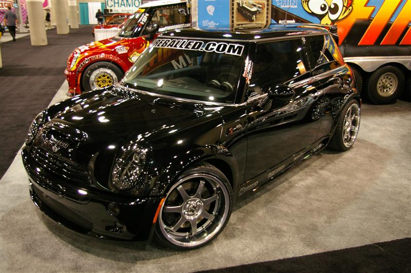 2005 Mini Cooper S Turbo