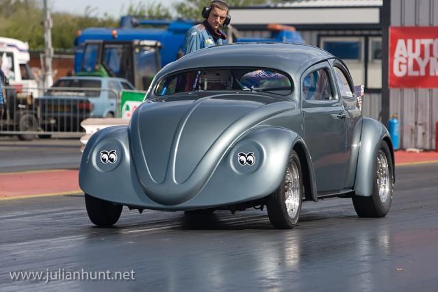 1964 Volkswagen Beetle Roof Chop