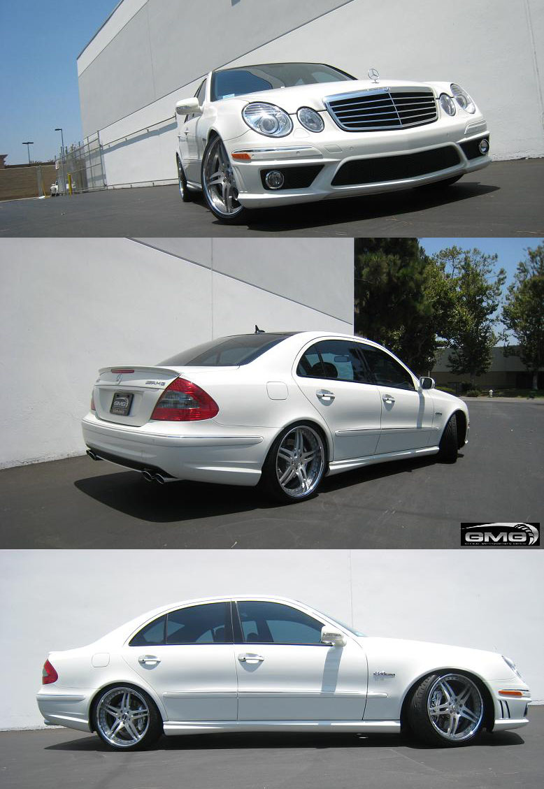 Aftermarket Car Warranty >> Stock 2007 Mercedes-Benz E63 AMG Dyno Sheet Details - DragTimes.com