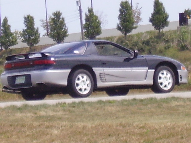 1992  Mitsubishi 3000GT Base NA DOHC picture, mods, upgrades