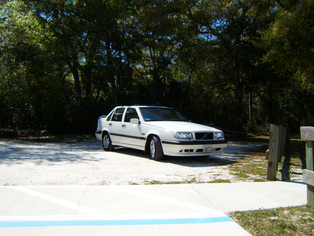 1997  Volvo 850 T-5R  picture, mods, upgrades