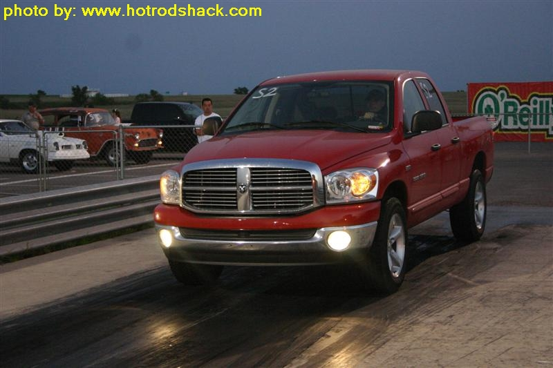2007 Dodge Ram 1500 SLT Big Horn Edition