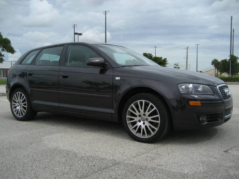 2006  Audi A3 2.0T DSG picture, mods, upgrades