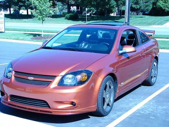 2006  Chevrolet Cobalt SS/SC picture, mods, upgrades