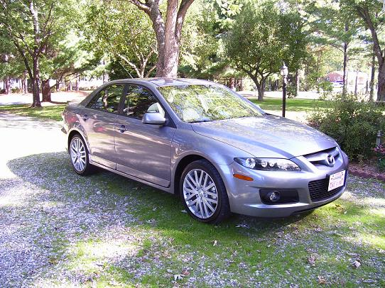 2006  Mazda 6 mazdaspeed6 picture, mods, upgrades