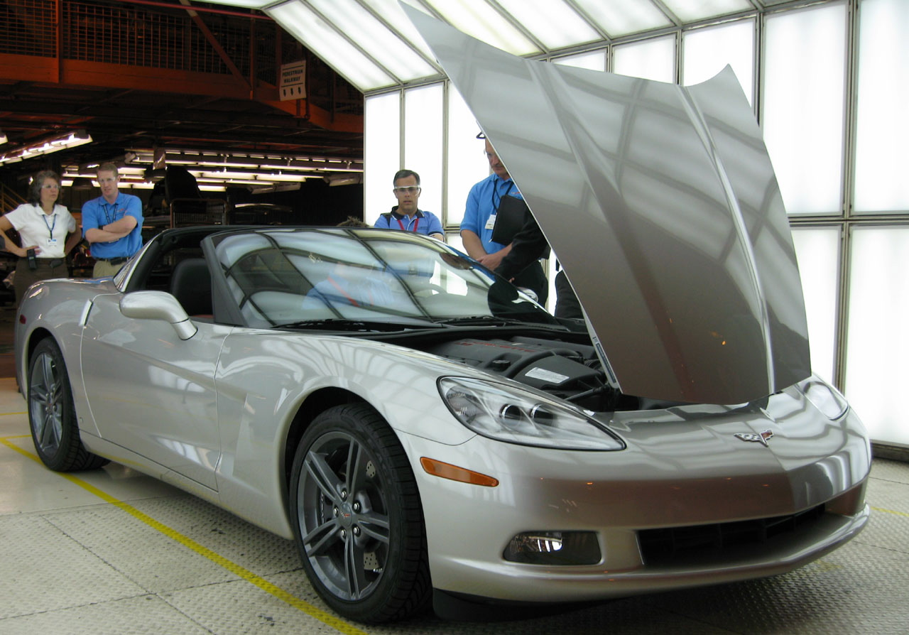 2008  Chevrolet Corvette LS3 picture, mods, upgrades