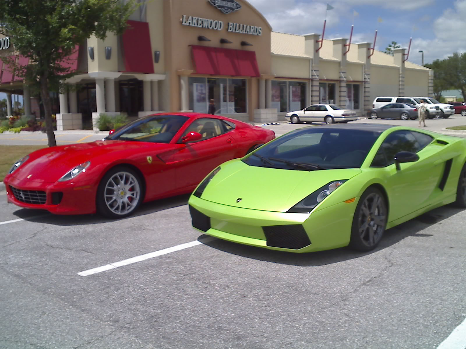 Lamborghini Gallardo Twin Turbo