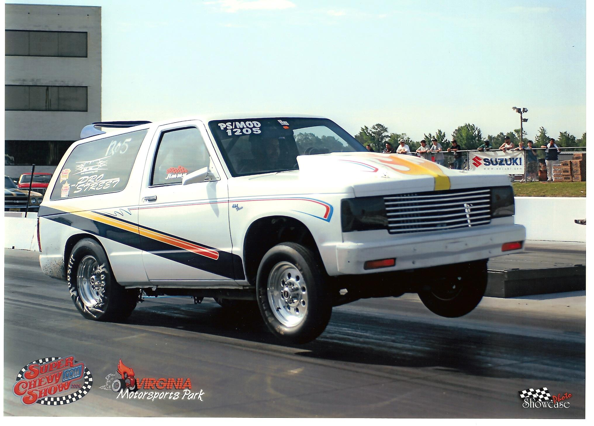 1986  Chevrolet S10 Blazer  picture, mods, upgrades