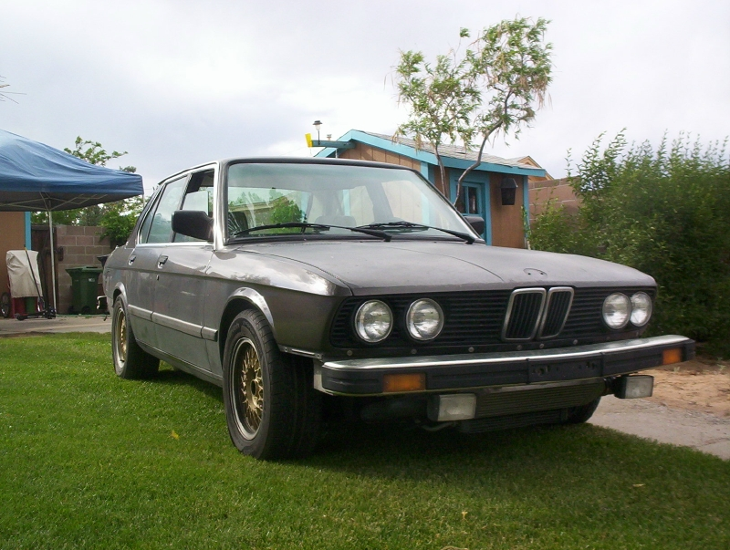 1988 BMW 528e Turbo