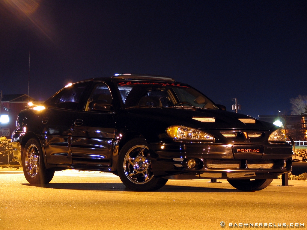 2003  Pontiac Grand Am GT picture, mods, upgrades