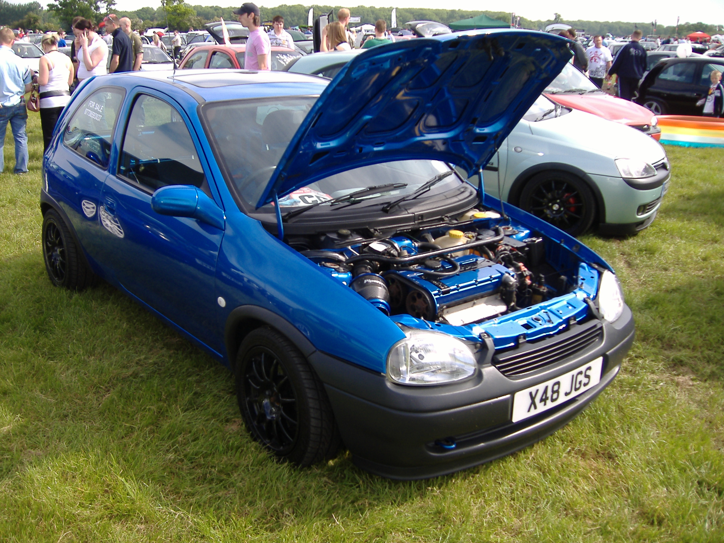 2000  Vauxhall Corsa Club picture, mods, upgrades