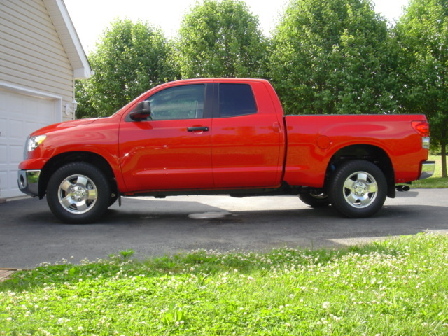 2007  Toyota Tundra Sr5 TRD 5.7 Double Cab picture, mods, upgrades