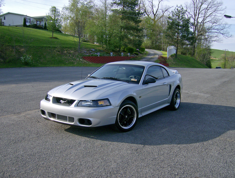 2000 Ford Mustang GT Vortech Supercharger