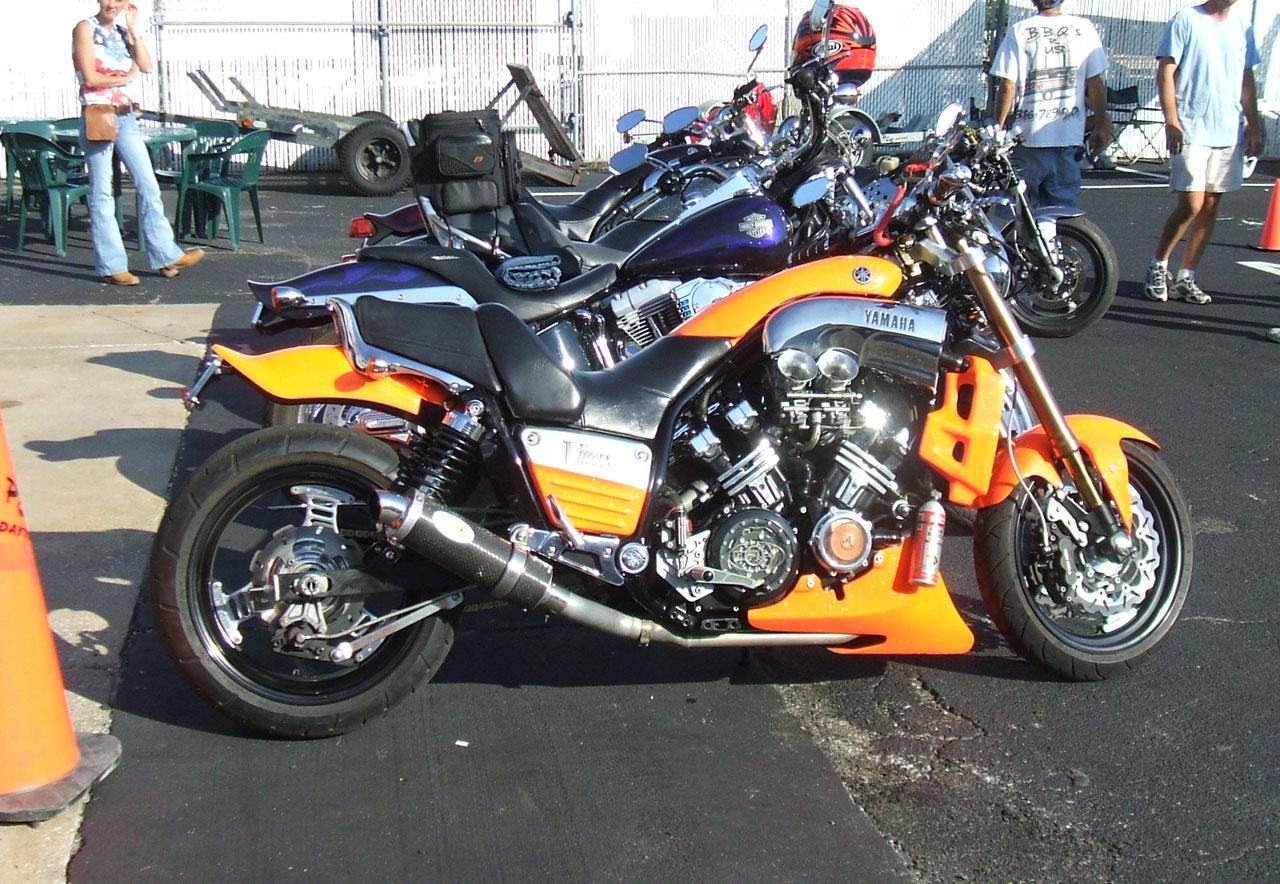 2000 Yamaha V Max 1/4 mile trap speeds 0-60 - DragTimes.com