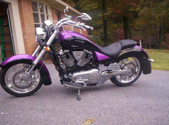 2005  Victory Kingpin Ness Kingpin picture, mods, upgrades