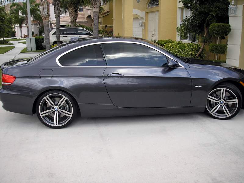 2007 BMW 335i PROcede 6AT Coupe