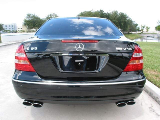 2004 Mercedes-Benz E55 AMG Stage II