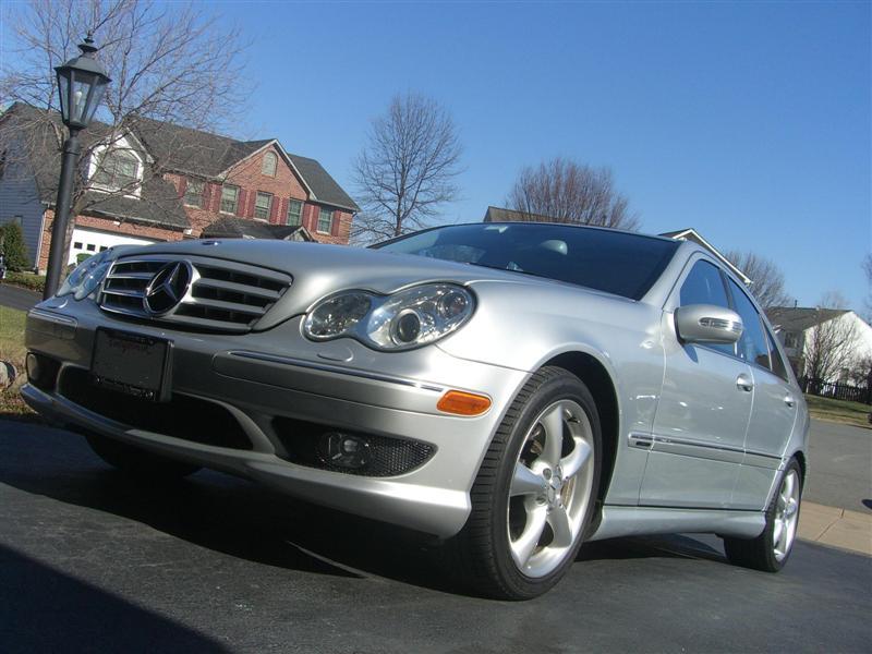 2006 Mercedes Benz C350 Sport