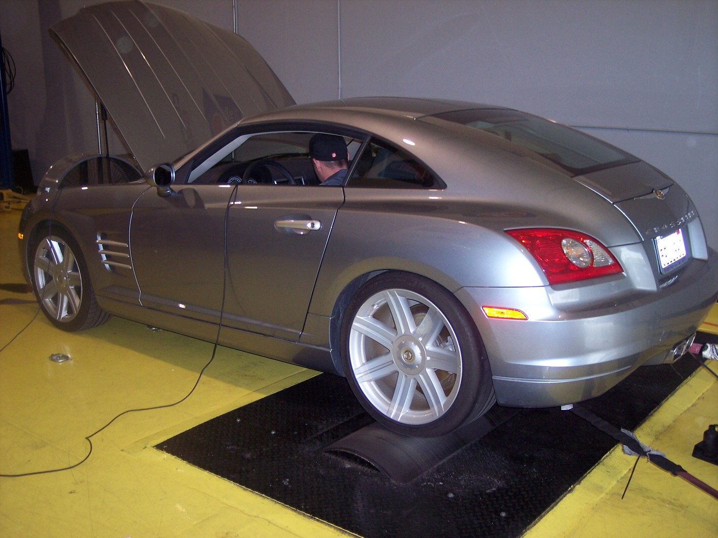 2005  Chrysler Crossfire  picture, mods, upgrades