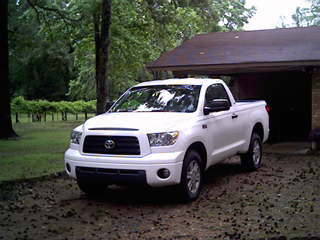 2007  Toyota Tundra 5.7 RCSB picture, mods, upgrades