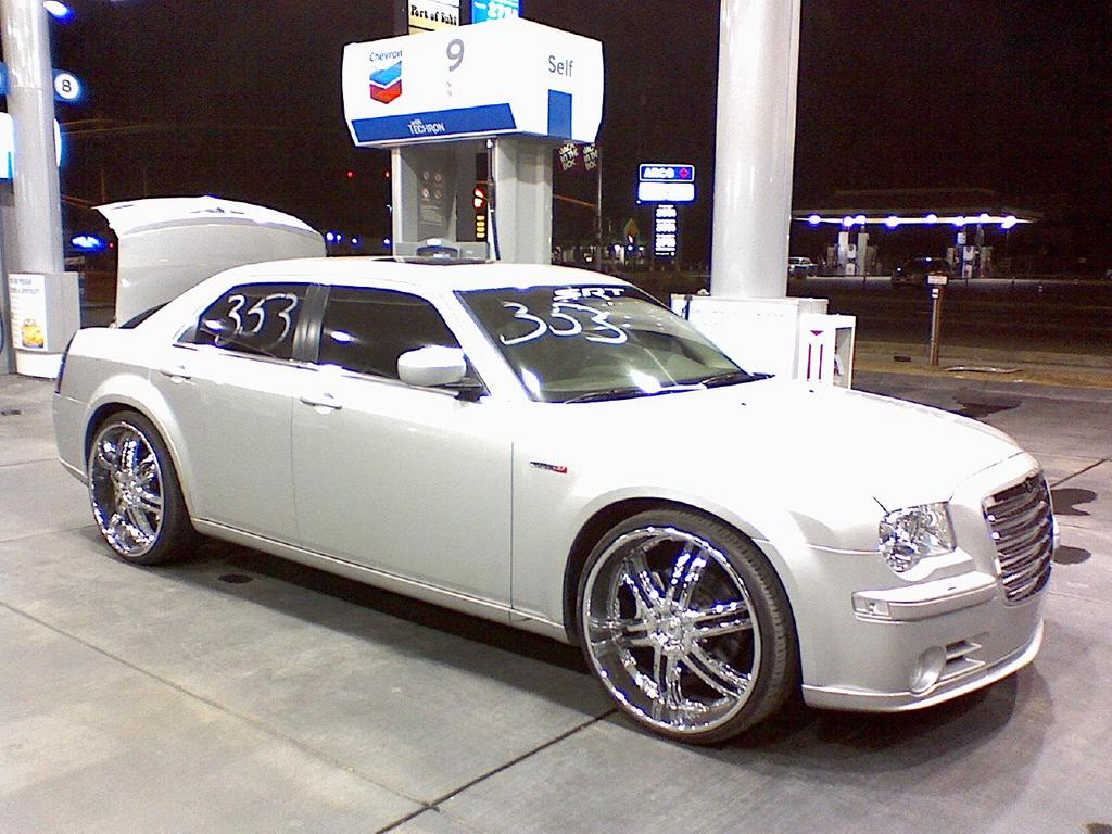 2006  Chrysler 300 C SRT-8 AFE Stage II picture, mods, upgrades