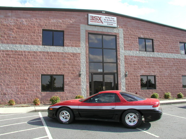 1991  Mitsubishi 3000GT VR4 picture, mods, upgrades