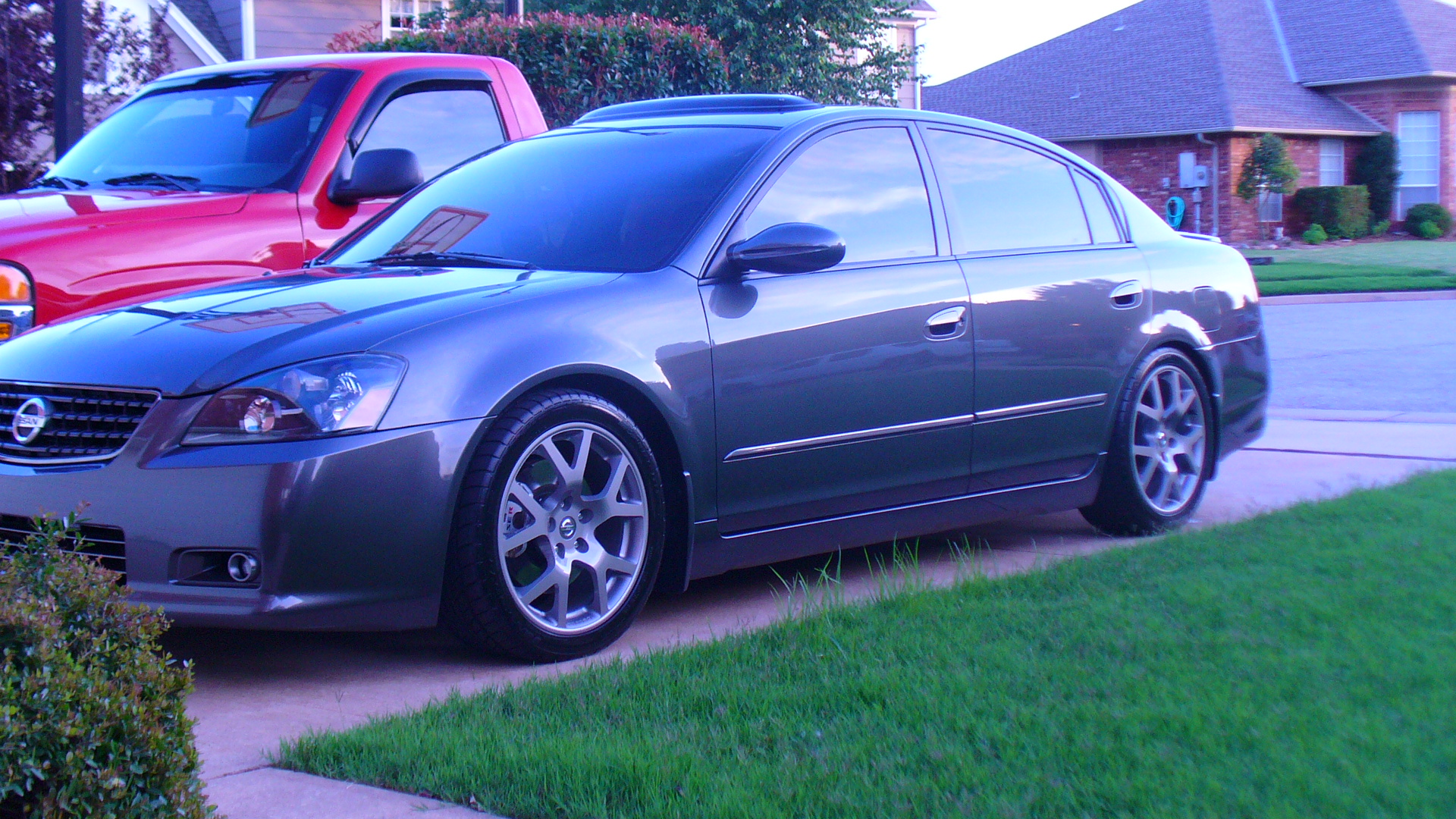2006 Nissan Altima SE-R 1/4 mile Drag Racing timeslip ...