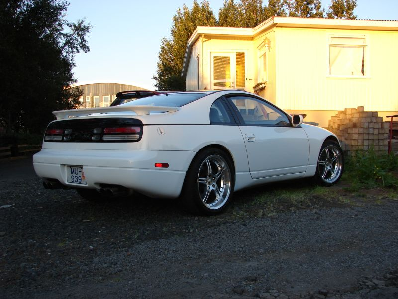 1993  Nissan 300ZX Twin Turbo picture, mods, upgrades